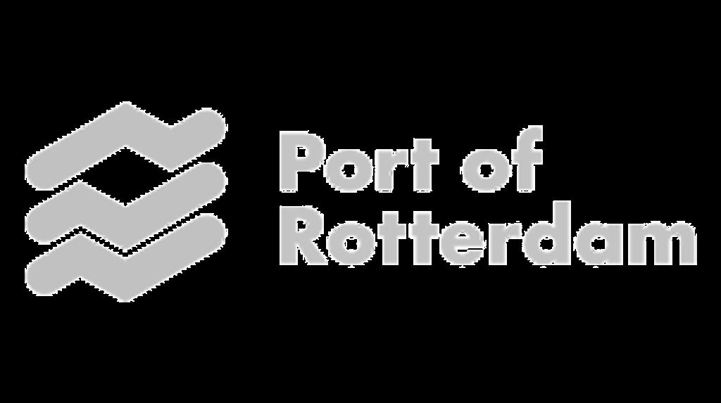 Logo client Port of Rotterdam