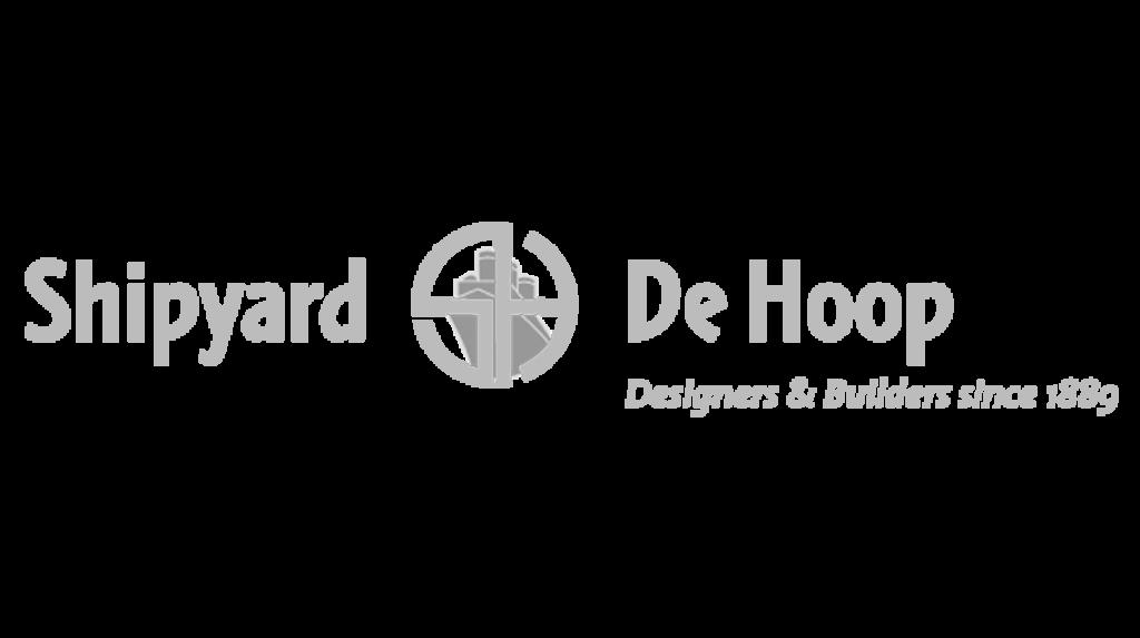 Logo client Shipyard de Hoop