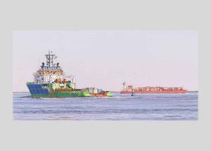 Marine Art Fairmount Summit