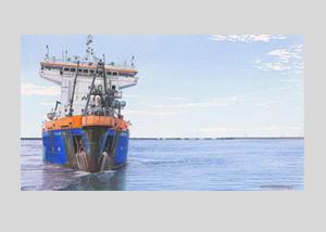 Marine art HAM offshore